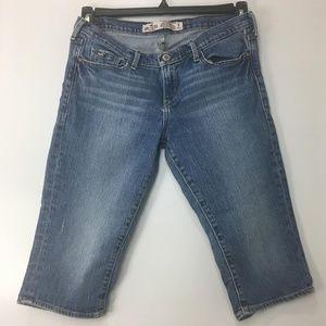 Hollister Capri Jeans Size 7